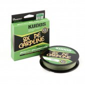 Шнур плетеный Kudos 8X Carpline PE 0,22mm 300m